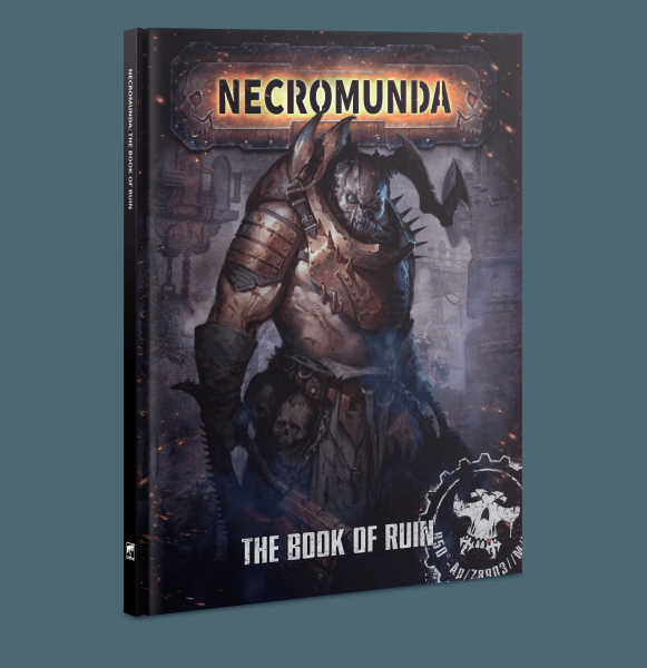 Necromunda: The Book of Ruin (HC)