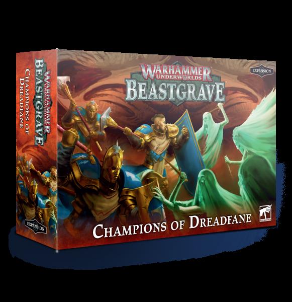 Warhammer Underworlds: Champions of Dreadfane