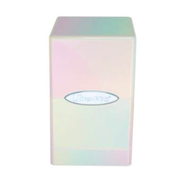 Deck Box:  Hi-Gloss Iridescent Satin Tower
