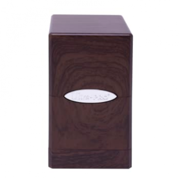 Deck Box:  Forest Oak Satin Tower