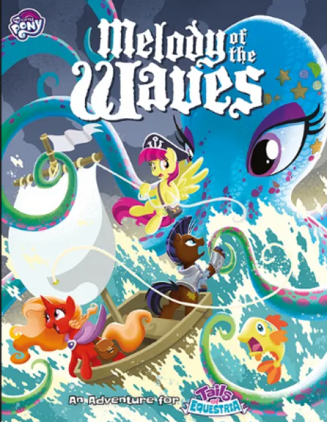My Little Pony RPG: Tails of Equestria - Melody of the Waves