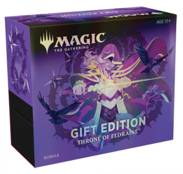 Magic the Gathering: Throne of Eldraine Holiday Gift Bundle Pack