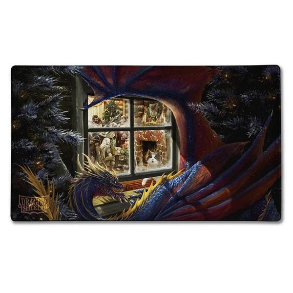 Dragon Shields: Christmas Dragon Art Playmat (Limited Edition)