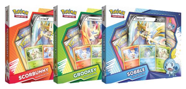 Pokemon CCG: Galar Collection (1)