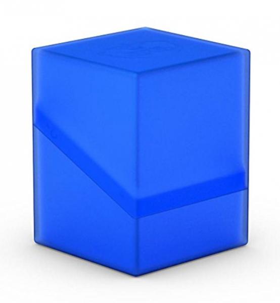 Deck Box: Boulder 100+ Standard Size - Sapphire