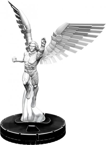 Marvel HeroClix: Deep Cuts Unpainted Miniatures - Angel