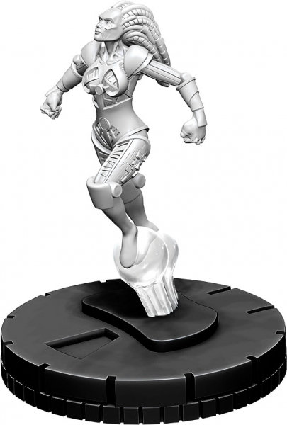 Marvel HeroClix: Deep Cuts Unpainted Miniatures - Danger