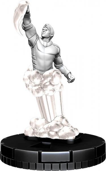 Marvel HeroClix: Deep Cuts Unpainted Miniatures - Cannonball