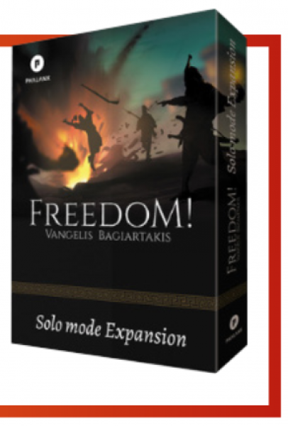 Freedom!: Solo Mode Expansion