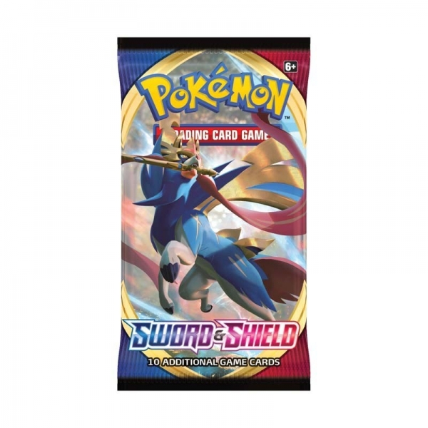 Pokemon CCG: Sword & Shield Booster Pack (1)