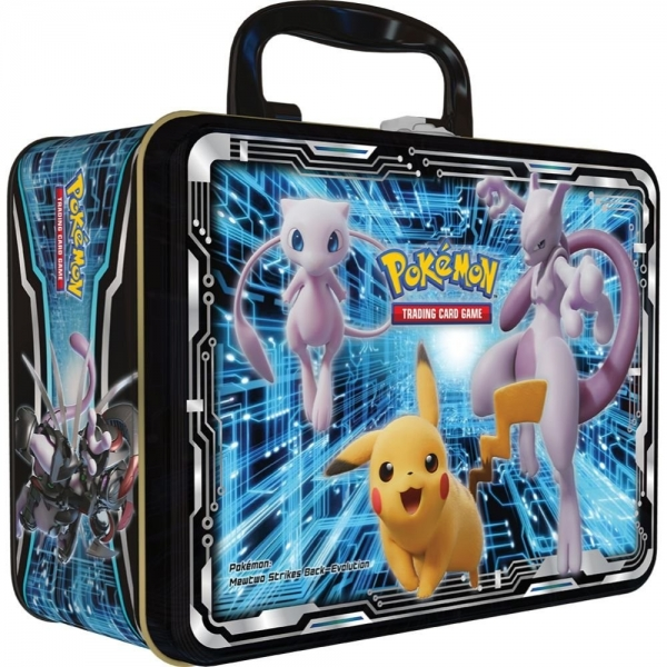 Pokemon CCG: Collector Chest Tin (Armored Mewtwo/Pikachu/Charizard)