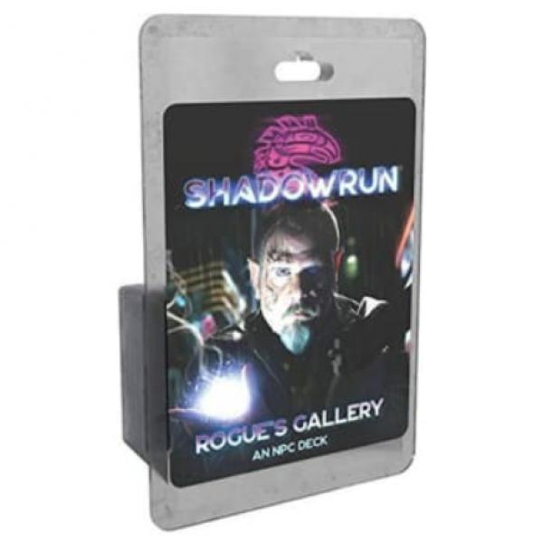 Shadowrun RPG 6th Edition: Rogues Gallery An NPC Deck