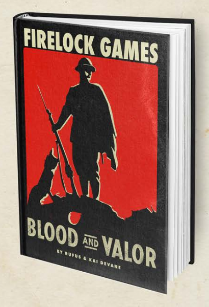 Blood & Valor Core Rulebook (HC)