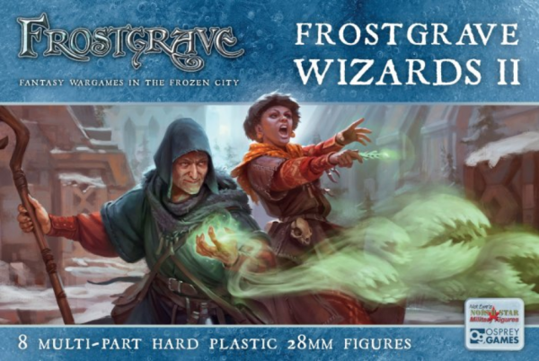 Frostgrave: Wizards II