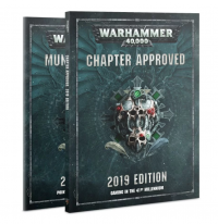 WH40K: Chapter Approved 2019 Edition