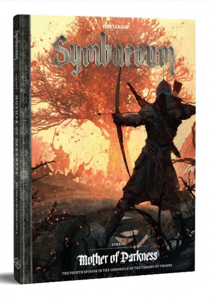 Symbaroum RPG: Symbar - Mother of Darkness