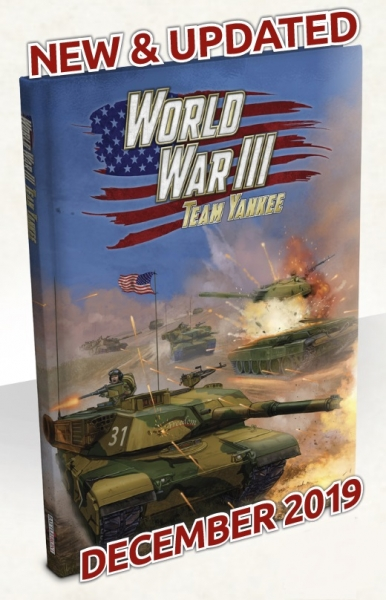 Team Yankee: World War III Team Yankee Rulebook (2nd Edition)