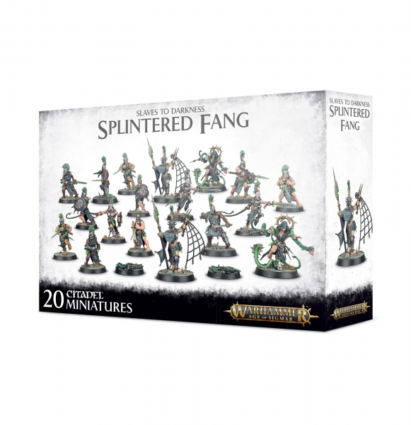 Age of Sigmar: Slaves to Darkness - The Splintered Fang