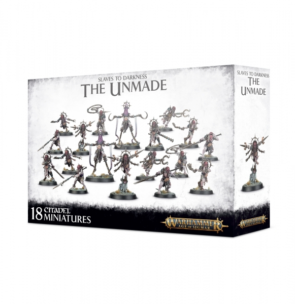 Age of Sigmar: Slaves to Darkness - The Unmade