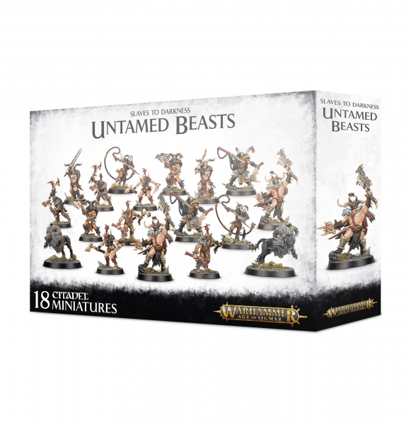 Age of Sigmar: Slaves to Darkness - Untamed Beasts