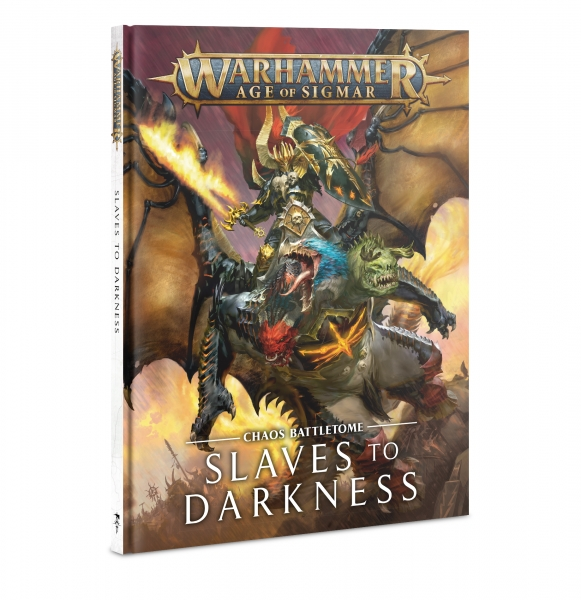 Age of Sigmar: Battletome - Slaves to Darkness (HC)