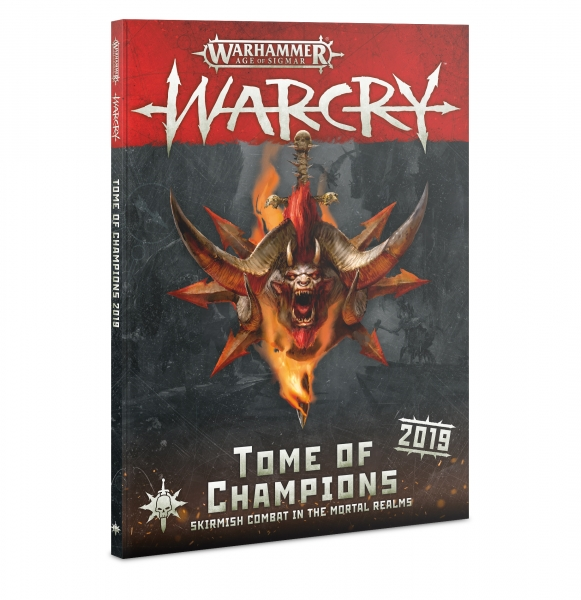 Age of Sigmar: Warcry Tome of Champions 2019