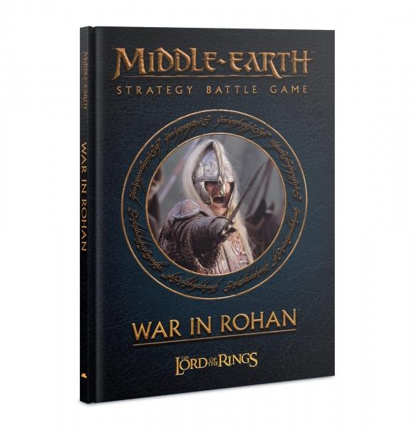 Middle Earth SBG: War in Rohan (HC)