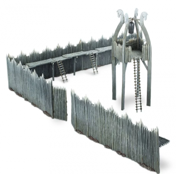 Middle Earth SBG: Rohan Watchtower and Palisades