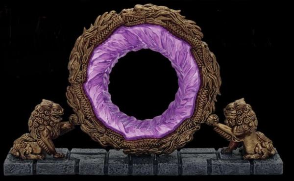 Reaper Bones Black: Mystic Portal