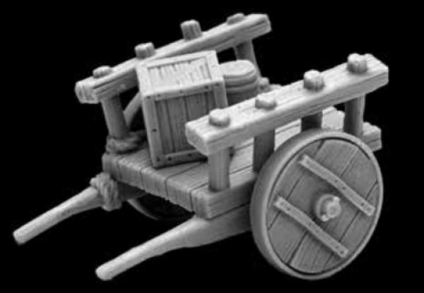 Reaper Bones Black: Cart
