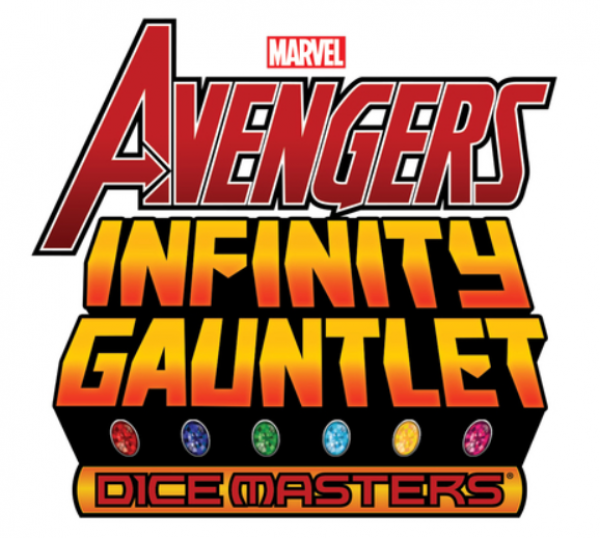 Marvel Dice Masters: Avengers Infinity Gauntlet Booster Pack (1)