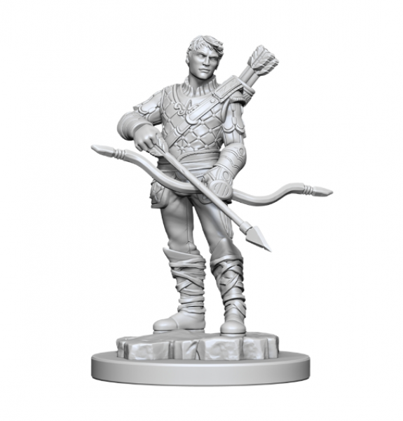 D&D Nolzurs Marvelous Unpainted Minis: Wave 11- Male Human Ranger