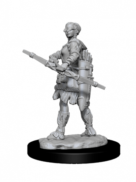D&D Nolzurs Marvelous Unpainted Minis: Wave 11-  Female Human Ranger