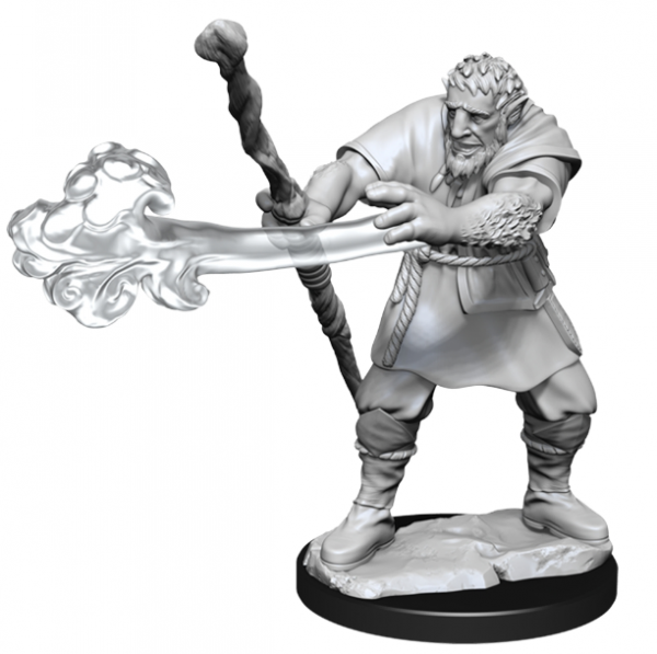 D&D Nolzurs Marvelous Unpainted Minis: Wave 11-  Male Firbolg Druid