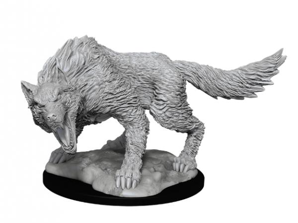 D&D Nolzurs Marvelous Unpainted Minis: Wave 11 - Winter Wolf