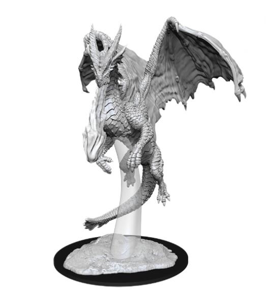 D&D Nolzurs Marvelous Unpainted Minis: Wave 11 - Young Red Dragon