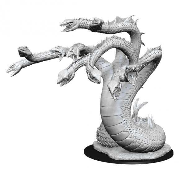 D&D Nolzurs Marvelous Unpainted Minis: Wave 11 - Hydra