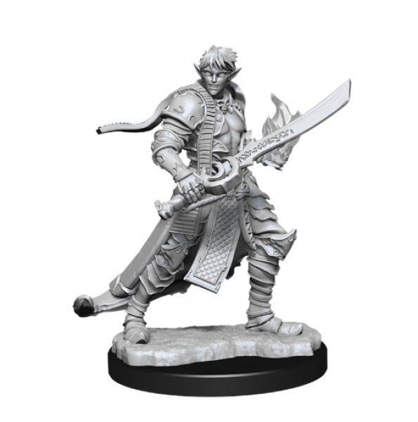 D&D Nolzurs Marvelous Unpainted Minis: Wave 11 - Male Elf Magus (Magic User)