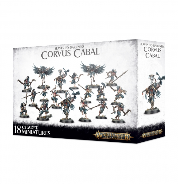 Age of Sigmar: Slaves to Darkness - Corvus Cabal