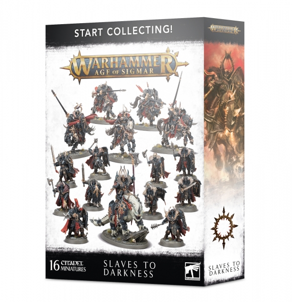 Age of Sigmar: Start Collecting! Slaves to Darkness (2019)
