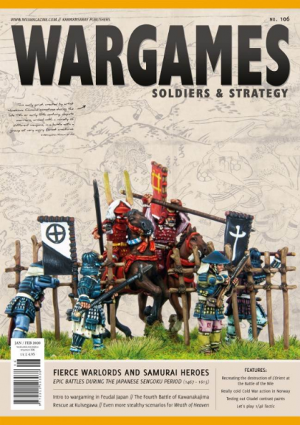 Wargames, Soldiers & Strategy Magazine: Issue #106