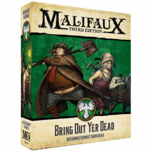 Malifaux (M3E): Resurrectionists - Bring Out Yer Dead