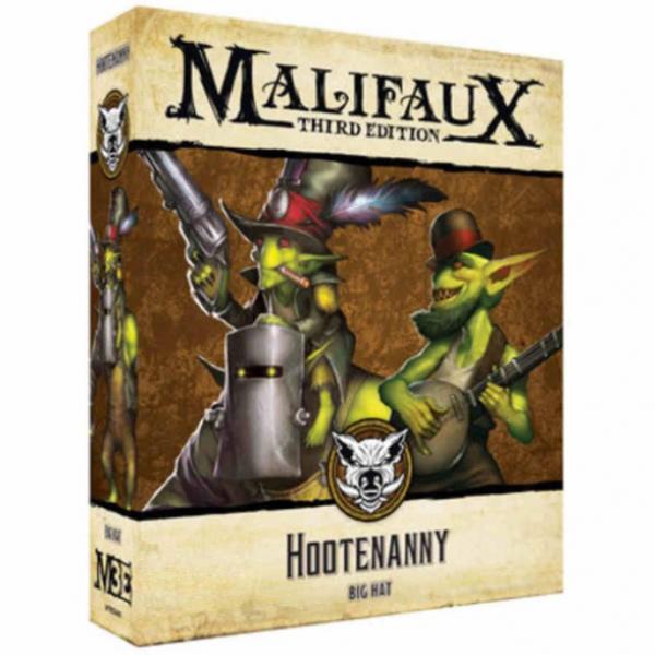 Malifaux (M3E): Bayou - Hootenanny