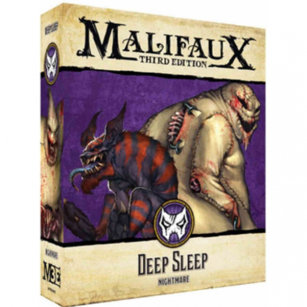 Malifaux (M3E): Neverborn - Deep Sleep