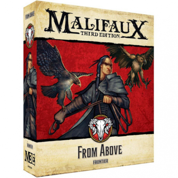 Malifaux (M3E): Guild - From Above