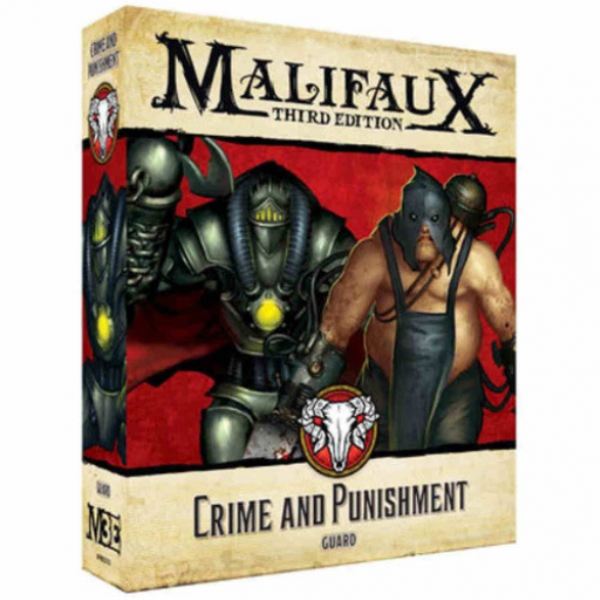 Malifaux (M3E): Guild - Crime & Punishment