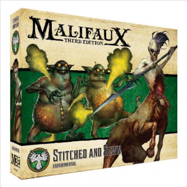 Malifaux (M3E): Resurrectionists - Stitched & Sewn