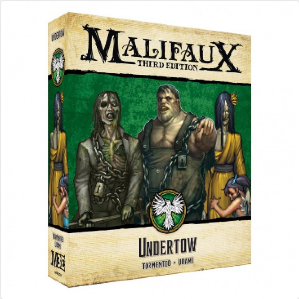 Malifaux (M3E): Resurrectionists - Undertow