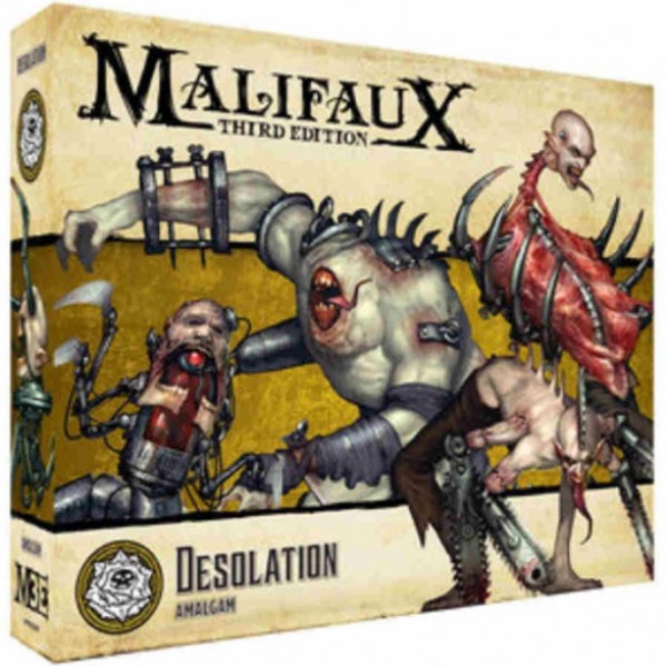 Malifaux (M3E): Outcasts - Desolation