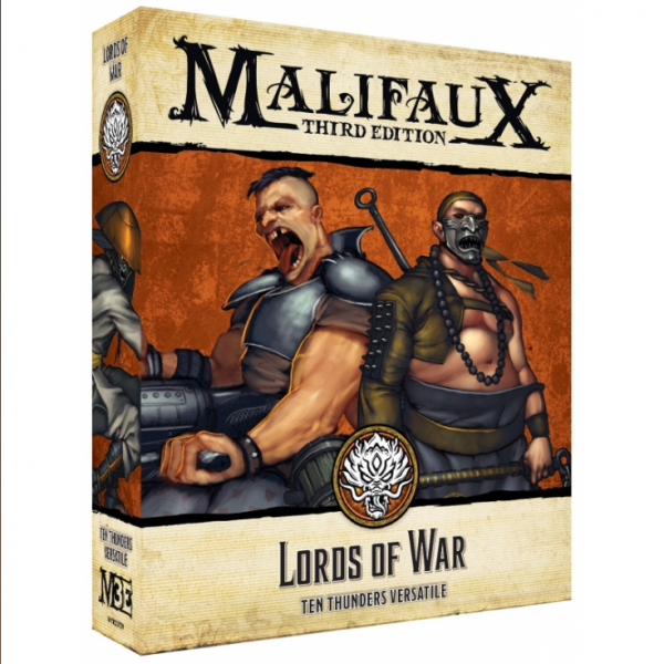 Malifaux (M3E): Ten Thunders - Lords of War
